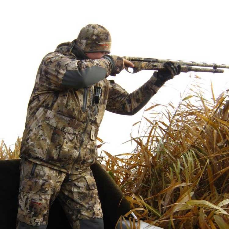 Охота в сентябре